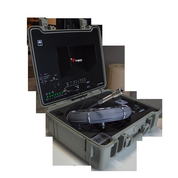 Caméra d'inspection de canalisation Tubicam® pour les canalisations de 25 à 150mm