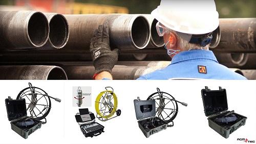 camera pour l'inspection de tuyauterie